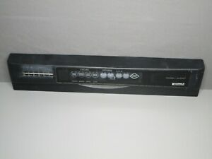 Kenmore Ultra Wash QuietGuard3 Dishwasher Control Panel, Black  8269156  ASMN