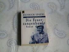 """""""Die Feuerzangenbowle"""" Roman von Heinrich Spoerl"""