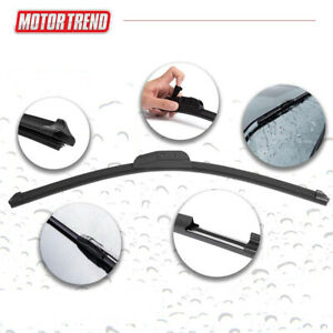 Motor Trend Replacement Windshield Wiper Blades Spotless (22 Inches (1 Piece))