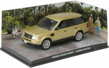 Range Rover Sport CASINO ROYALE 1:43 007 James Bond coche diorama metal diecast