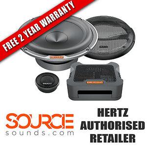 "Hertz Mille Pro MPK 165P.3 6.5"" Component Kit - FREE TWO YEAR WARRANTY"