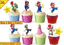 "Approx 1"" Wide Grosgrain Super Mario Luigi Yoshi Peach Ribbon Cake."
