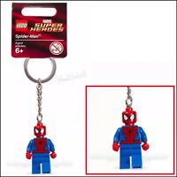 LEGO Minifigure KEYCHAIN Spider-Man #850507 Marvel Super Heroes COLLECTABLE NEW