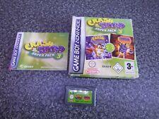 Boxed Crash & Spyro Super Pack Volume 3 Nintendo Gameboy Advance GBA