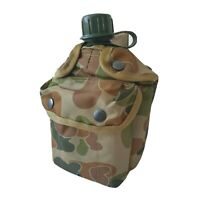TAS AUSCAM DPCU CANTEEN MOLLE POUCH 9OOD DOUBLE WATERPROOF COATED NYLON WEBBING