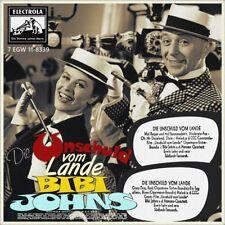 """7"""" BIBI JOHNS Crazy Dog OST Die Unschuld vom Lande CLAUS OGERMAN ELECTROLA 1956"""