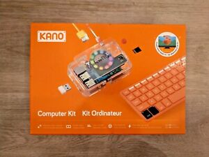 Kano Make Your Own Computer Learn To Code Kit - Brand New - Free Shipping