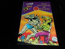 Gamma Hulk 4 : Hulk aux chutes du Niagara TBE