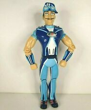 "Lazytown Sportacus Talking Figure - Mattel - 8.5"" - Good Condition - Lazy Town"