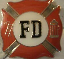 FIRE DEPARTMENT HAT PIN LAPEL PIN FIRE DEPT NEW