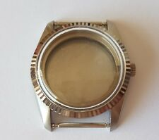 ST 96 STAINLESS STEEL WATCH CASE, Glass & CROWN SWISS MADE