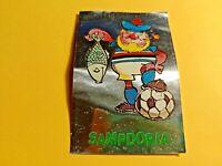 SAMPDORIA SCUDETTO MASCOTTE ALBUM CALCIATORI PANINI 1984/85 FIGURINA N°239 rec