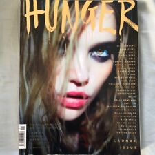 Hunger Magazine by Rankin First Edition Photography Fashion