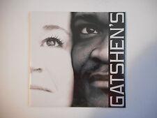 GATSHEN'S : O MARCHE - LIBRE [ CD ALBUM PROMO NEUF PORT GRATUIT ]