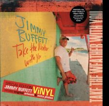 BUFFETT - TAKE THE WEATHER WITH YOU 180G - Vinyl Record.. - c11501c