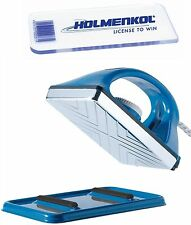 HOLMENKOL Set  SmartWaxer 230V Bügeleisen + Plexiklinge 3mm Belagabzieher