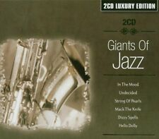 Giants of Jazz Louis Armstrong, Glenn Miller, Duke Ellington, Count Bas.. [2 CD]