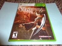 Venetica  (Xbox 360, 2011) new