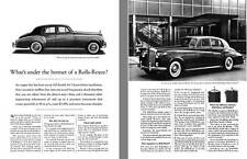 Rolls Royce 1959 - What's Under the Bonnet of a Rolls-Royce?