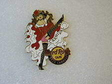 GRAN CANARIA,Hard Rock Cafe Pin,Super Sexy CARNIVAL Girl,XXX
