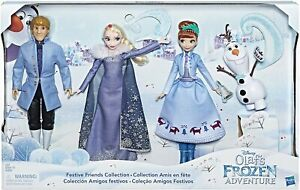 Disney Frozen Olaf's adventure friends collection