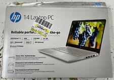 HP 14-DK1025WM 14inch 1 TB AMD Ryzen 3 2.6GHz HDD 4GB RAM Laptop - Silver