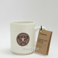 The First Starbucks Store Pike Place Made in USA Ceramic Mug Cup 14 oz
