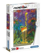 NEW! Clementoni The Lover by Mordillo 500 piece comic cartoon jigsaw puzzle