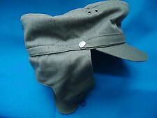 GERMANY EAST DDR COMMUNIST MILITARY VOLKS ARMY HAT CAP SIZE 55