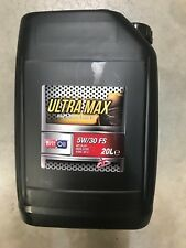 5w-30 Fully Synthetic Engine Oil MB 229.3 229.5 Ford M2C913C 20 Litre 20L car