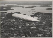 B1144 Finland Zeppelin kaart postfris