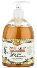 Lot de 2: Savon d'Alep Liquide 15% laurier