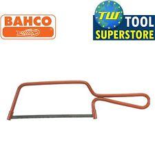"Bahco Junior Mini Sandvik Hacksaw Hack Saw Frame with Blade 6"" 150mm BAH239"
