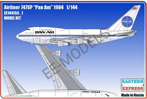 Eastern Express 1/144 B-747SP PANAM EE144153_1
