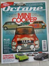 Octane No 92 Feb 2011 Mini Cooper, Citroen SM, Aston Martin One-77, McLaren M8E