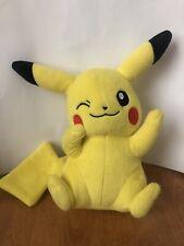 "TOMY 8"" Pokemon Pikachu Plush - No Hang Tag"