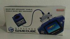 Nintendo Gamecube GC Game Boy Advance Cable cavo Nuovo New Fondo Di Magazzino