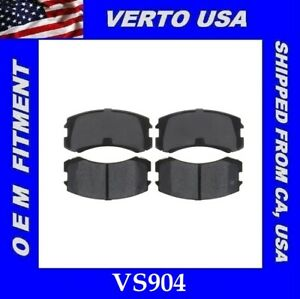 Front Brake Pads For Mitsubishi Lancer 2002 2003 2004 2005 2006 2007 , VS904