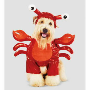 Lobster Frontal Dog Costume - X-Large