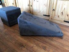 $209 Dog, Royal Ramps, Charcoal gray, Dog Pet Ramp Stair Landing, new