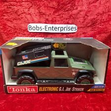 G I Joe Tonka Electronic Striker Vehicle. NEW JO-11