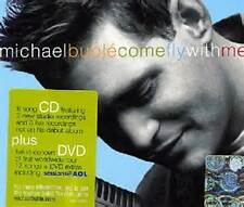 Michael Buble: Come Fly With Me (DVD+ CD), Like new, free shipping