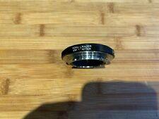 Voigtlander VM E Mount Adapter. Leica M to Sony E-Mount