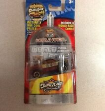 Hot Wheels World Race Mega-Duty Dune Ratz die cast collectible