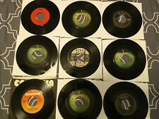 "Paul McCartney Wings 7"" Vinyl 45 Lot of 9"