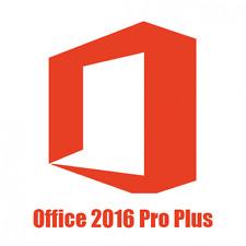 Microsoft Office Professional Plus PROPLUS 2016 ESD 8 programmi DT rivenditori.