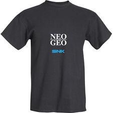 NEW Neo Geo SNK - Black T-shirt: Medium