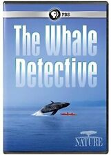 NATURE: The Whale Detective [New DVD]