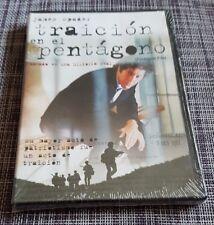 TRAICION EN EL PENTAGONO THE PENTAGON PAPERS - 1 DVD - 89 MIN - NEW SEALED NUEVO