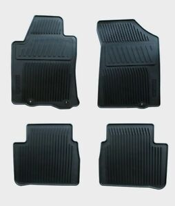 FLOOR MATS FOR NISSAN ALTIMA OEM GENUINE - ALL WEATHER 2013-2018